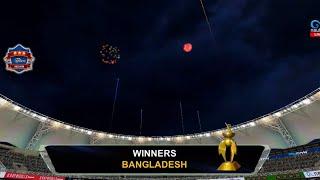 Real Cricket™ 18 V 2.1 || Fireworks 🔥 update Gameplay