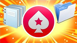 PokerStars - How to Report Player / Chat