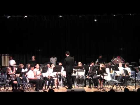 Landstown Middle School Bands - Red Band