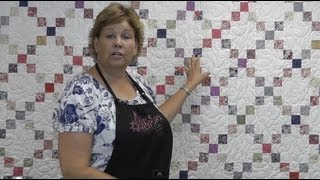 How to Make an Irish Chain Quilt