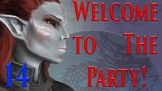 Welcome to The Party! - Champion of Tamriel Challenge: TES: Arena - Ep 14