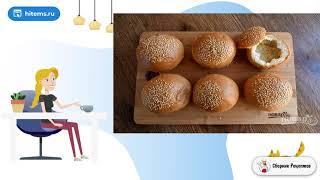 Горячие булочки с яйцом и сыром Самые вкусные рецепты