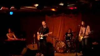 Chris Barron [of The Spin Doctors] @ The Grey Eagle (5.1.08)