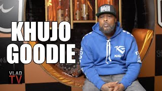 Khujo Goodie on Showing Up on Outkast's 1st Album, Ceelo Supposed to be in Outkast (Part 3)