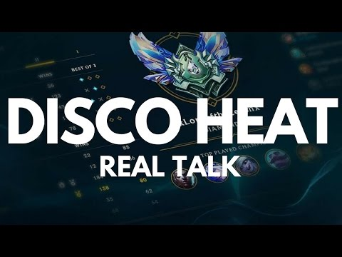 DISCO HEAT - REAL TALK