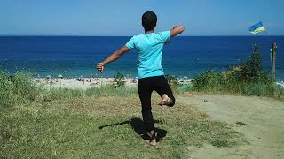 ВидеоУрок Лезгинки №10 от KavkazDance В Одессе