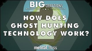 How does ghost hunting technology work?  - Bi...