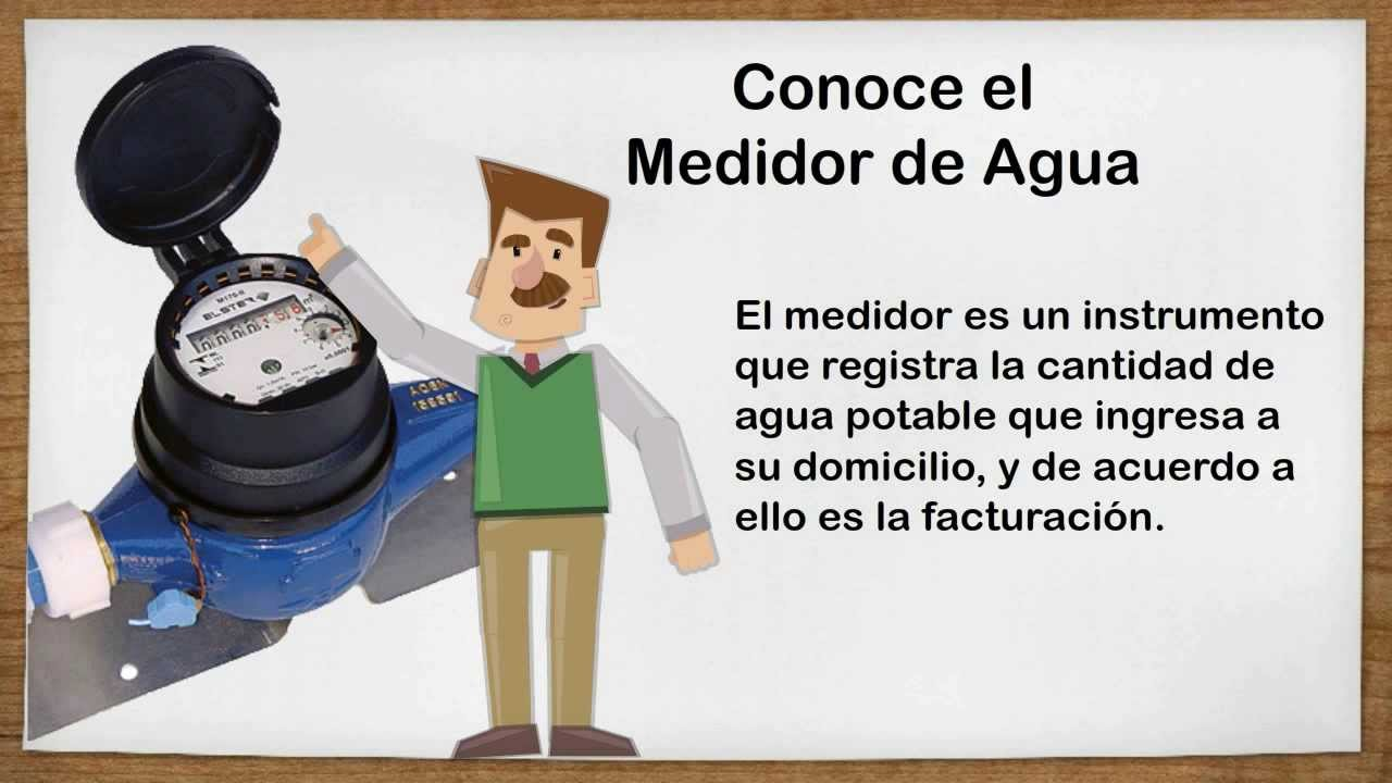 Conoce tu medidor de agua capam tlaxcala youtube - Medidor de agua ...