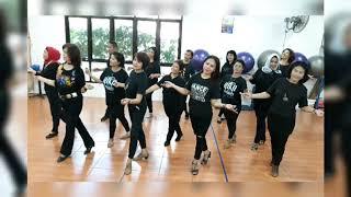 SOERABAJA - Linedance By Wiesye Baraoh, Lawrence Vincent, Wenarika - INA - May 2018