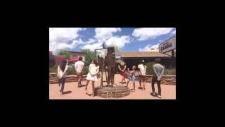 アメリカ横断でメランコリック踊ってみた デストリーアリーン 検索動画 4