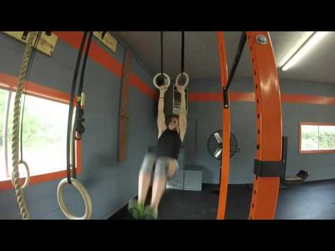 Professional Association of Colorado Educators [PACE] - Erin Young - CrossFit 1230 - Alma, AR