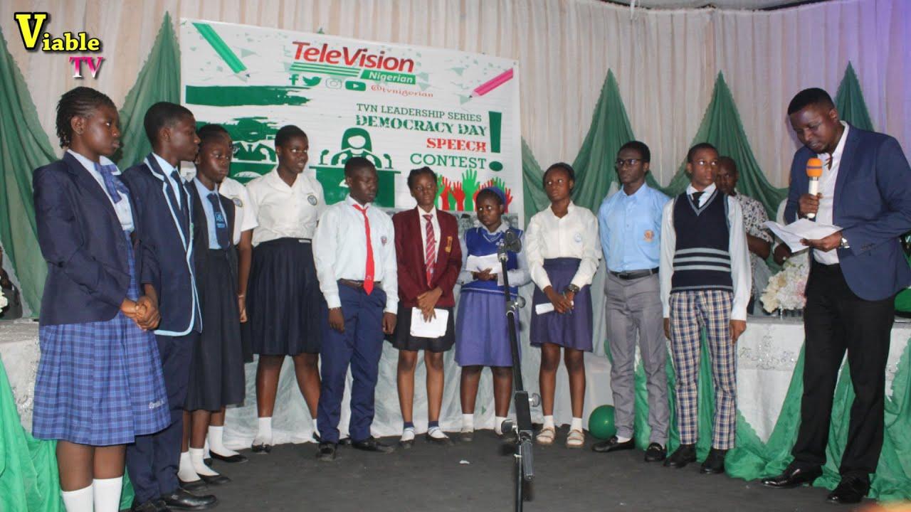Download June 12: Tv Nigeria Host Leadership Series Democra