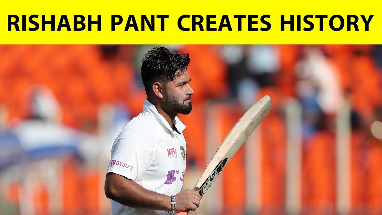 जानिए RISHABH PANT ने कौन सा ऐसा नया RECORD बनाया जो धोनी भी नहींं बना सके   Sports Tak