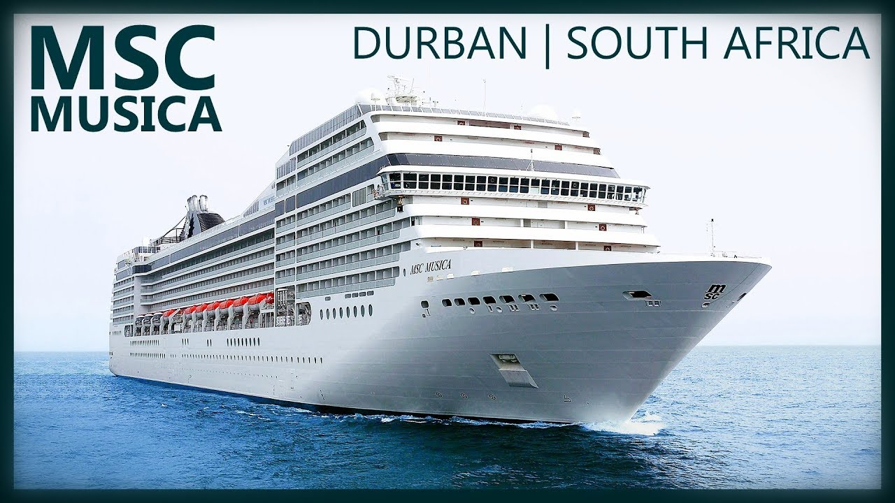 cruise ship deals south africa