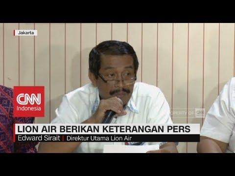 Lion Air Tanggapi Laporan KNKT, Bantah Pesawat Tidak Layak Terbang