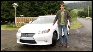 Наши тесты - Lexus ES