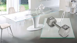 Glass Table Top Strength