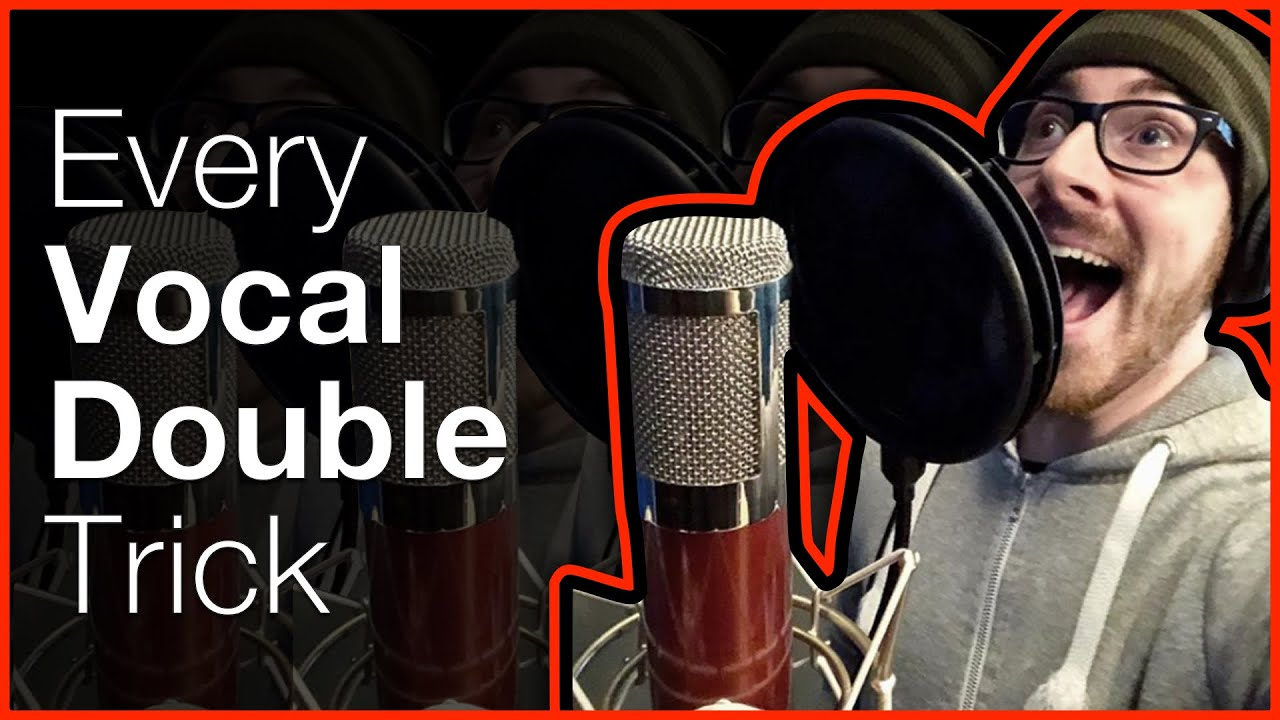 Every Vocal Doubling Trick