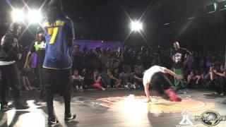 LA SMALA vs BBOYWORLD TEAM (BATTLE VNR 2011)
