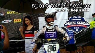 Edi arianto,Andreas damar,Rivaldi  julian,Akbar taufan,Rizky HK | moto 2 sport trail senior
