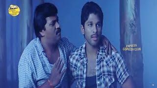 Stylish Star Allu Arjun Super Hit Sunil Comedy Scene | #Alluarjun | Express Comedy Club