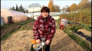 Как подготовить огород осенью, чтобы весной все росло как на дрожжах!