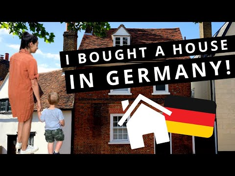 BUYING A HOUSE IN GERMANY   THERE'S AN 8-STEP PROCESS!