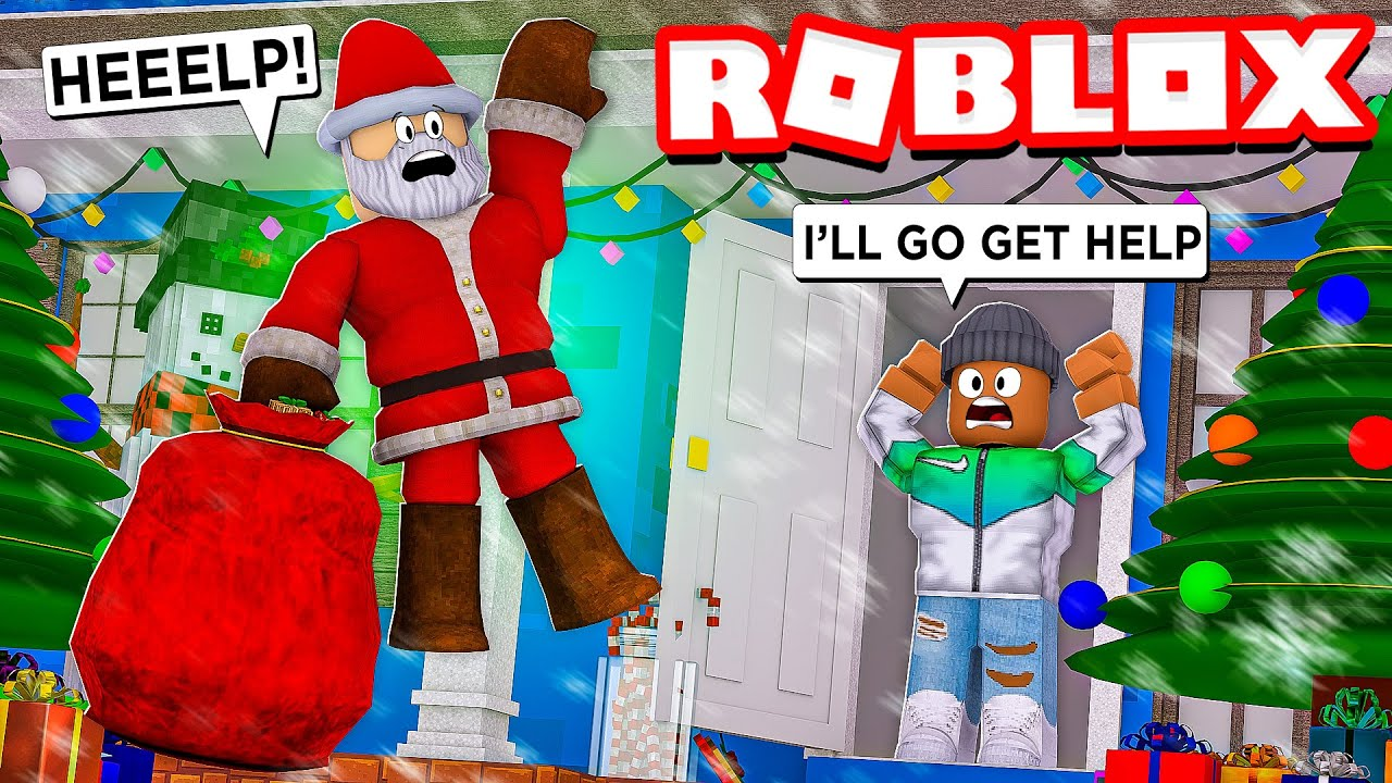 The WORST Christmas Ever In Roblox! thumbnail
