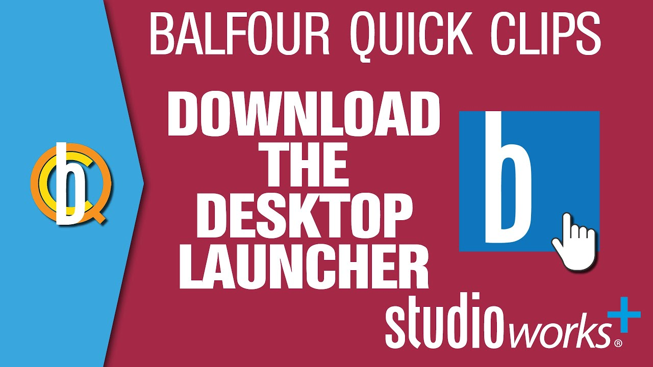 studio.balfour.com login