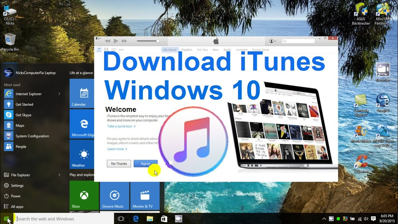 itunes download para windows 8 gratis