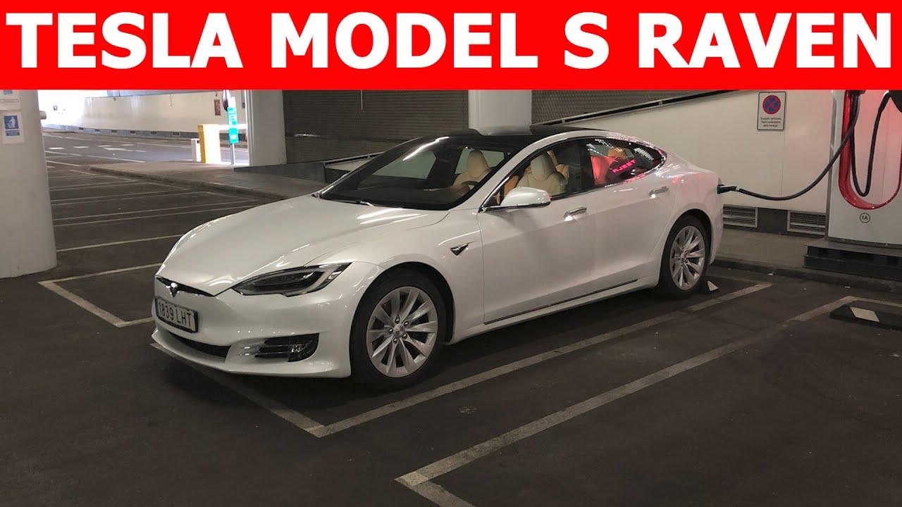 Tesla Model S Raven 2020: 610 km de autonomía