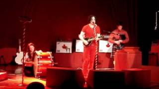 White Stripes - Prickly Thorn (Glace Bay)