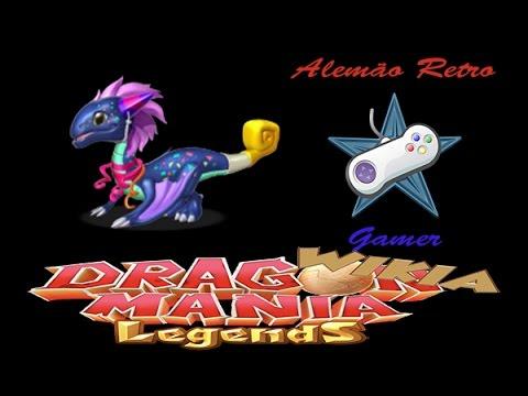 Os 5 melhores dragões Épicos em Dragon Mania Legends