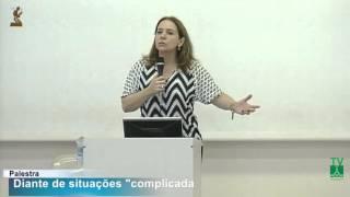 Agnes Cristina Fett  -  Diante de situações complicada - 06/12/2015