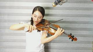 "那些年,我们一起追的女孩-电影主题曲""那些年""小提琴版 (You're the Apple of my eye movie theme song violin cover)"