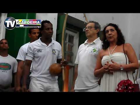 EM CASA DE BAMBA - ABCA - ASSOCIAÇÃO BRASILEIRA DE CAPOEIRA ANGOLA (Bahia)