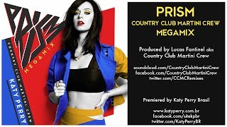 Katy Perry - PRISM: Country Club Martini Crew Megamix