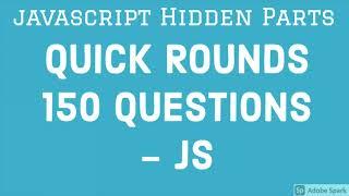 Javascript Quick Objective Questions Quiz #04
