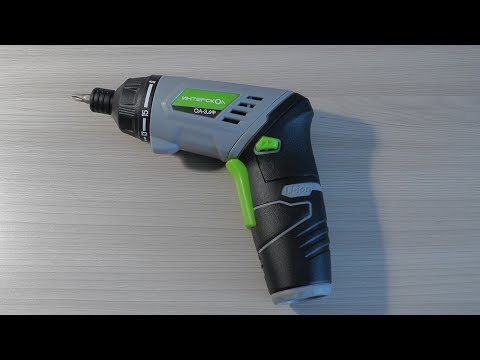 Отвертка аккумуляторная-интерскол/инструмент