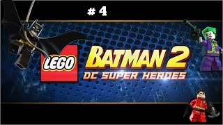 Let´s Play Lego Batman 2 #Part 4 ~ Neues Auto [Deutsch Full HD][WiiU]