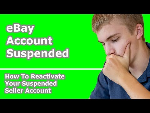 ebay restricted my account MC011 Ban Block Suspension Vlog 8