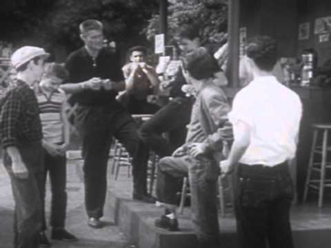Boy With A Knife (1956)