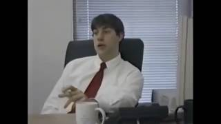 Actual Jim Halpert Audition