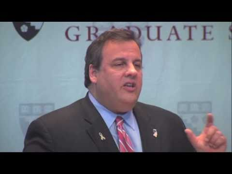 An Afternoon with Governor Chris Christie