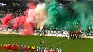 Dunaújváros 2-2 Ferencváros II