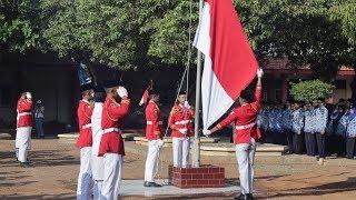 Gambar cover Upacara HUT ke-74 Kemerdekaan RI Tahun 2019