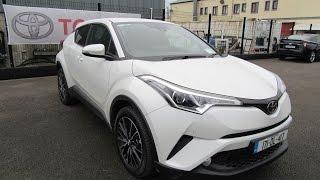 Toyota C-HR 2017 Videos