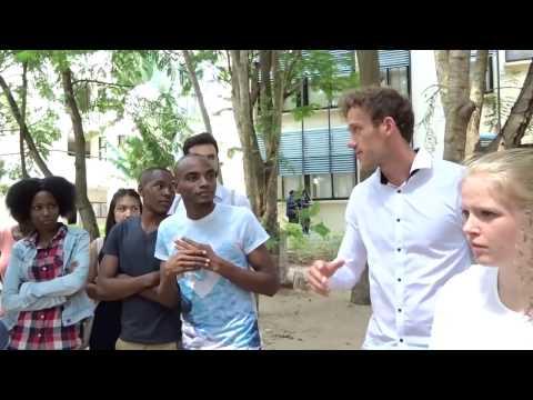 Hanze Summerschool in Tanzania Dar es Salaam 2016   Aftermovie