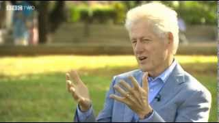 Komla Dumor RIP insight interview with Bill Clinton