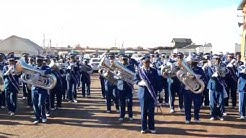 St. JOHN'S APOSTOLIC FAITH MISSION  BRASS BAND HQ: Katlehong